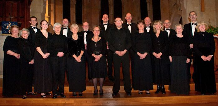 The Cantilena Singers (2012)